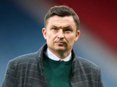 Paul Heckingbottom was frustrated not to be given more time as Leeds manager (Ian Rutherford/PA)