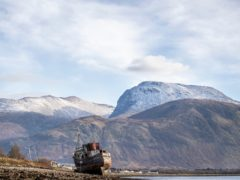 Popular destinations such as Ben Nevis are expected to be busy (Jane Barlow/PA)