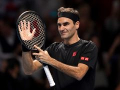 Roger Federer is intending to play in this year's French Open (Tess Derry/PA)