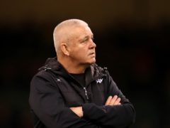 Warren Gatland will lead the British and Irish Lions in South Africa this summer (David Davies/PA).