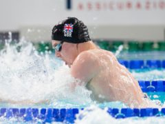 Duncan Scott roared to victory in the men's 200m freestyle at the British Olympic trials (Ian Rutherford/PA)