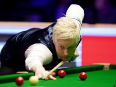 Neil Robertson heads into the Betfred World Championship as one of the form players (John Walton/PA)