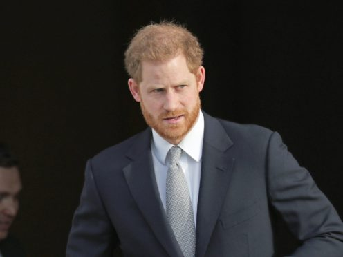 The Duke of Sussex is said to be back in the UK (Yui Mok/PA)