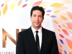 David Schwimmer will appear alongside his former castmates for the Friends reunion (Ian West/PA)