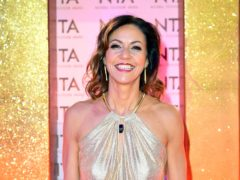 Julia Bradbury (Ian West/PA)