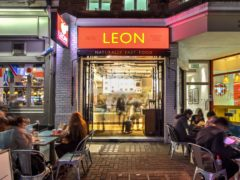 The Issa brothers' firm EG Group has bought fast food chain Leon (Leon/PA Media)