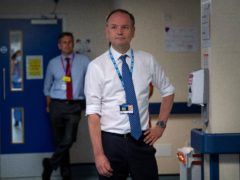 Sir Simon Stevens will step down as chief executive of NHS England after seven years (Victoria Jones/PA)