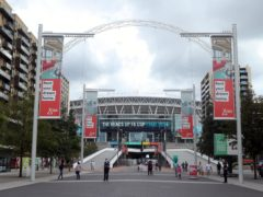 Fans will be able to attend the FA Cup final after it was included in a government scheme (Yui Mok/PA)