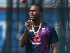 Jofra Archer will not be travelling to India for the IPL (Gareth Copley/Pool)