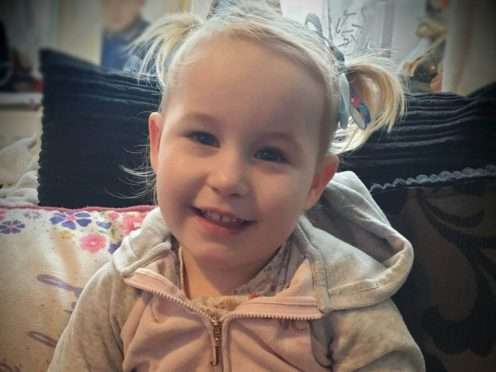 An inquest has been opened and adjourned into the death of Lola James (Dyfed-Powys Police/PA)