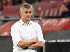 Manchester United manager Ole Gunnar Solskjaer is bidding to lead the club to a first final as a manager (PA/DPA)