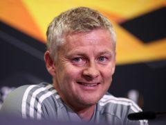Ole Gunnar Solskjaer is gunning for Europa League glory (UEFA Handout/PA)