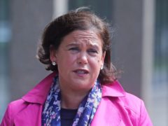Sinn Fein leader Mary Lou McDonald has apologised for the IRA's murder of Lord Mountbatten (Niall Carson/PA Archive)