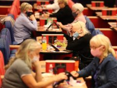 Mecca Bingo and Grosvenor casinos owner Rank Group has said it is focusing on the reopening of its venues next month after suffering plummeting sales during the lockdown (Andrew Milligan/PA)
