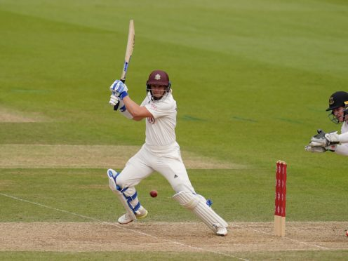 Scott Borthwick hit a century against Essex (PA)