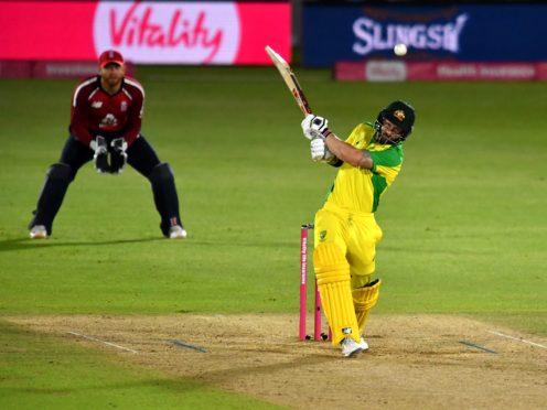 England and Australia in Twenty20 action (Glyn Kirk/PA)