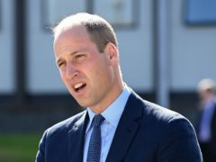 The Duke of Cambridge is president of the Football Association (Tim Rooke/PA)