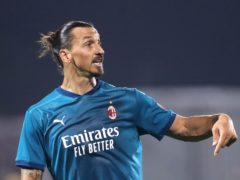Zlatan Ibrahimovic could be suspended from football if found guilty of breaching UEFA's betting rules (Niall Carson/PA)