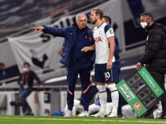 Jose Mourinho has no issue with Harry Kane's interview, where he was ambiguous about his future (Neil Hall/PA)
