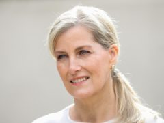 The Countess of Wessex said it was 'wonderful' news (Chris Jackson/PA)