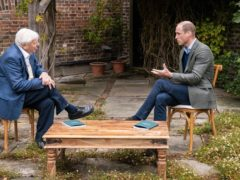 "The Duke of Cambridge and the judges of the Earthshot Prize have called on Britons to ""harness that spirit of invention"" which led to the development of Covid-19 vaccines to help save the planet (Kensington Palace/The Earthshot Prize/PA)"