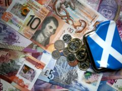 The Institute for Fiscal Studies examined Scottish tax and benefit policies (Jane Barlow/PA)