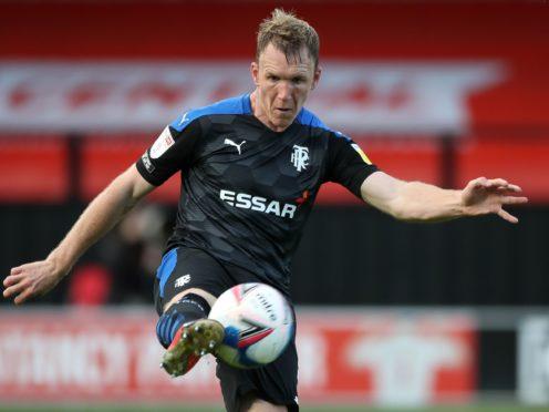 Mark Ellis scored the winner as Notts County beat Wrexham 1-0 (Nick Potts/PA)