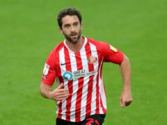 Will Grigg is on loan from Sunderland (Richard Sellers/PA)