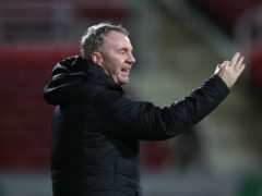 John Sheridan is prepared to accept criticism (Nick Potts/PA)