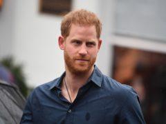 The Duke of Sussex (Victoria Jones/PA)