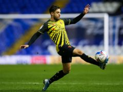 Kiko Femenia returns for Watford (Barrington Coombs/PA)