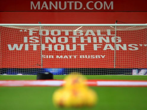Joel Glazer has apologised to Manchester United fans (Lindsey Parnaby/PA)