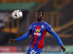 Crystal Palace's Tyrick Mitchell has signed a new contract with the club (Nick Potts/PA)
