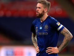 Brentford captain Pontus Jansson will be absent against Rotherham (Mike Egerton/PA)