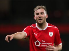 Barnsley midfielder Herbie Kane will not recover from a knee injury for a couple of weeks (Simon Marper/PA)