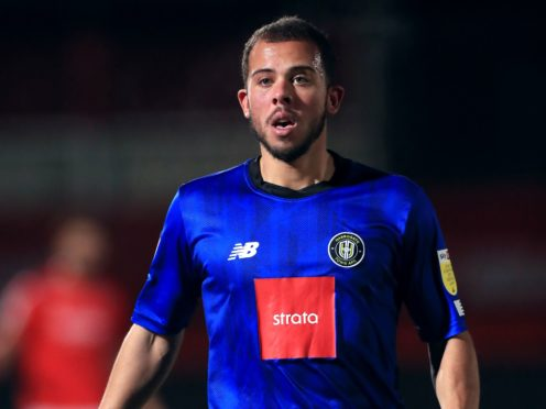 Aaron Martin is doubtful to feature against Leyton Orient (Mike Egerton/PA)