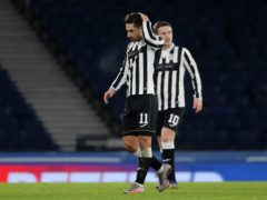 Ilkay Durmus scored for the visitors (Jane Barlow/PA)