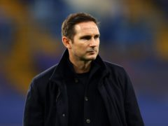 Could Frank Lampard take his first step in international management? (Richard Heathcote/PA)