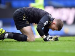 Everton goalkeeper Jordan Pickford has not recovered from an abdominal injury (Paul Ellis/PA)