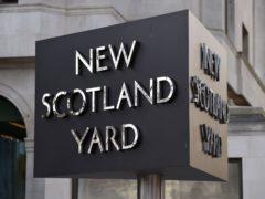 A Metropolitan Police officer has been dismissed after hitting a vulnerable teenager with a baton (Kirsty O'Connor/PA)