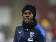A man has been charged with racially abusing West Brom's Romaine Sawyers (Tim Keeton/PA)