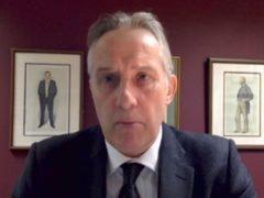 Ian Paisley (House of Commons/PA)