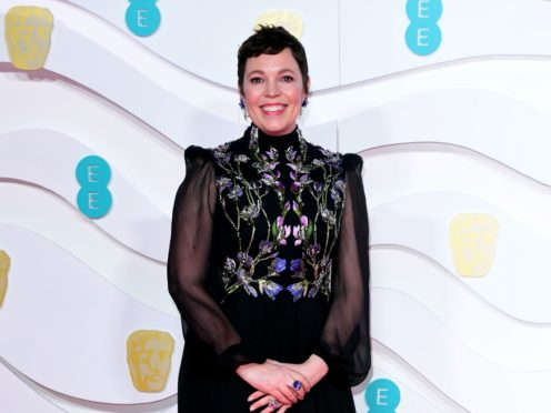 Oscar-winning actress Olivia Colman revealed she underwent hypnotherapy in a bid to tackle her crippling stage fright (Ian West/PA)