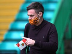 Graham Alexander insists there will be no letting up at Motherwell (Jane Barlow/PA)