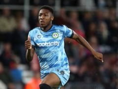 Ebou Adams, pictured, has recently moved past injury issues (Andrew Matthews/PA)