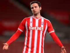 Nick Powell is a fitness doubt for Stoke (Mike Egerton/PA)