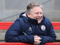 Crawley manager John Yems could name the same team against Cheltenham (Andrew Matthews/PA)