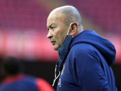 Eddie Jones has retained the full support of the RFU (David Davies/PA)