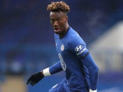 Tammy Abraham, pictured, could have a fight on his hands to get back into Chelsea's starting line-up after his ankle injury (Nick Potts/PA)