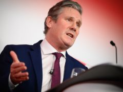 Sir Keir Starmer has told the Labour Party to prepare for a general election in 2023 (Leon Neal/PA)